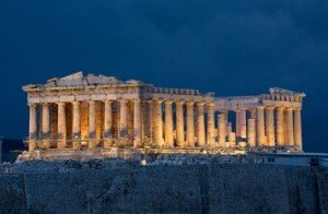 athens concert hall-acropolis hill