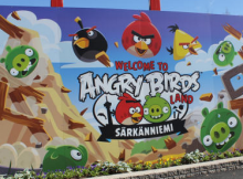 angry birds park-sarkanniemi russia