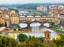 florence-a beautiful city in italy