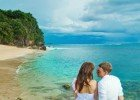 vacation at the beaches for couple