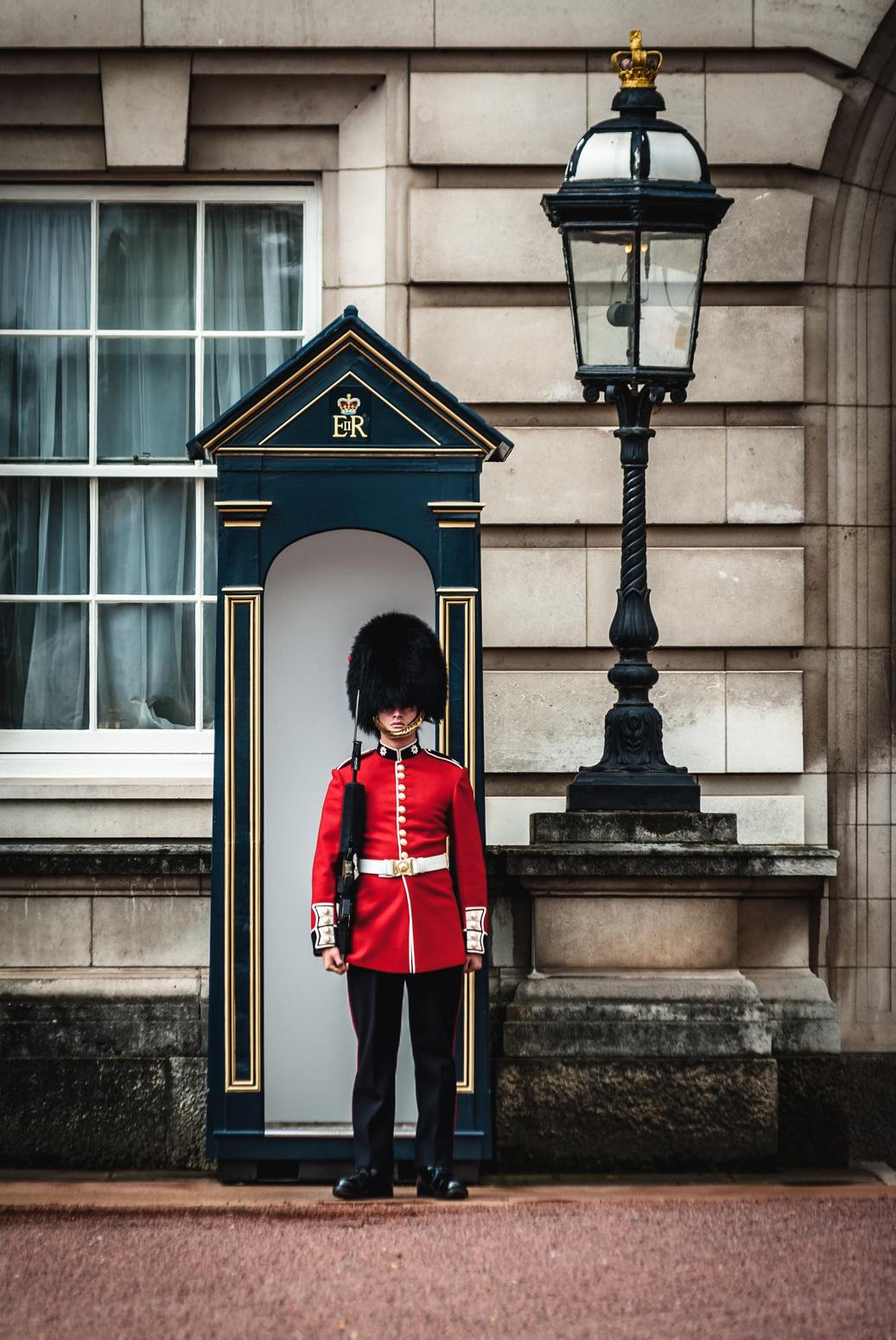 Guard of the Palace in London